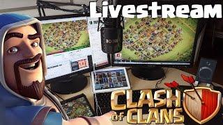 [161] 🔴 Weihnachts LiveStream mit SkyLive Clash of Clans 1080p Stream