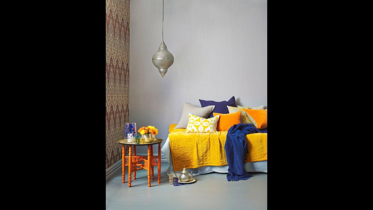 Room setting: Moroccan paradise