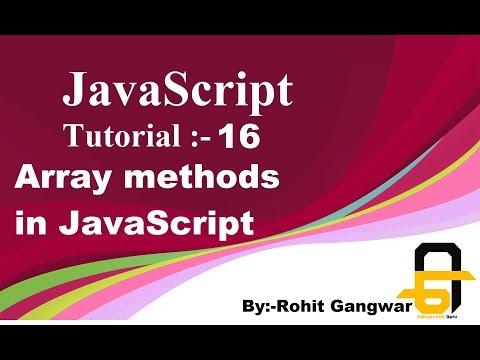 javascript-tutorial-16-|-array-methods-in-javascript