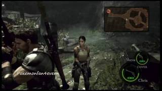 Resident Evil 5 Youtube Poop Barf/Robot Chicken-esque video 3: Death To All Who Defy Me!