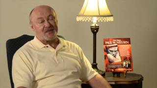 Author Paul W Nielsen Discusses, The Cambion