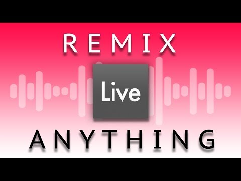 How To Remix In Ableton Live 10 - WITHOUT STEMS