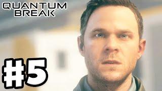 Quantum Break - Gameplay Walkthrough Act 2 Part 2 - Ground Zero (Xbox One)
