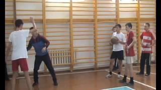 урок физкультуры 9 класс Шаймерденов АТ 2015