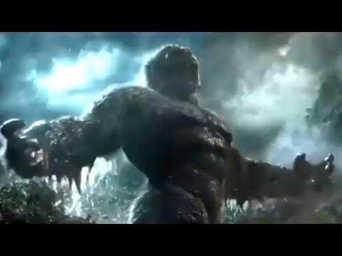 Godzilla vs Kong Teaser Concept