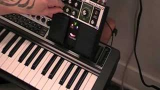 Keyboard Chaos With RE-20 Space Echo Pedal