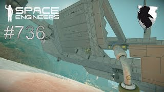 EMERGENCY REPAIRS :: Space Engineers Survival :: Ep. 736
