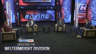 Updating the Welterweight Division | FULL EPISODE