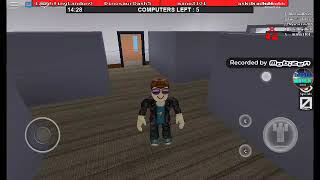 VIDEO DE ROBLOX (efe the facility)
