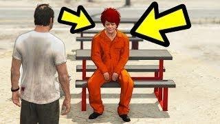 IL DÉCOUVRE LE 4 ÈME PERSONNAGE SECRET DE GTA 5 !! ( INCROYABLE ) thumbnail
