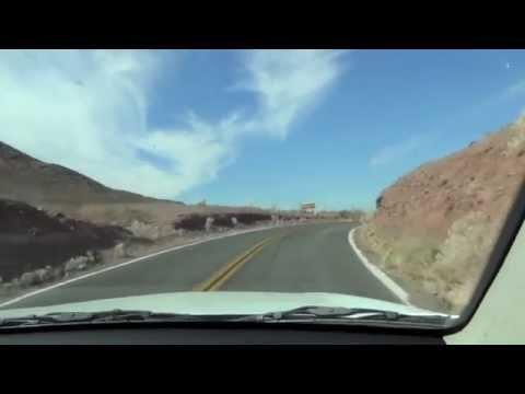 Las Vegas 2012 - roadtrip to Death Valley (alternative song)