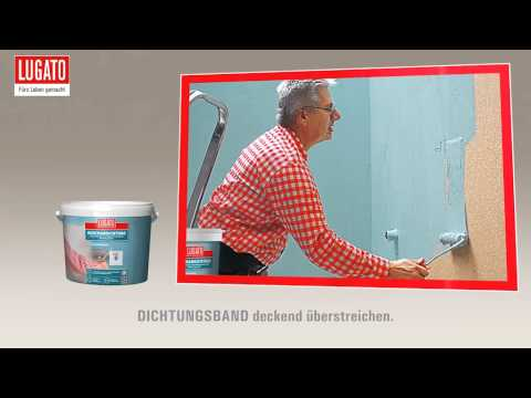 einbau einer duschrinne easy drain xs deutsch by easy drain made by ess. Black Bedroom Furniture Sets. Home Design Ideas