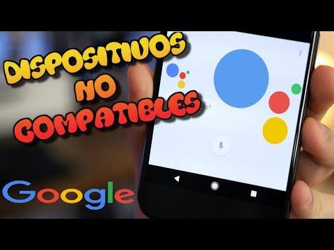 Google Assistant para dispositivos no compatibles!