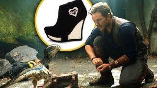 Jurassic World: Fallen Kingdom = Movie Review / Rant 2018 = Bryce Dallas Howard, Justice Smith