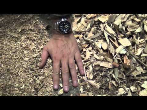 Download Youtube: Woodchips to sawdust and wood pellets