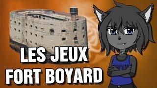 RESET SYSTEM #23 - Les jeux Fort Boyard
