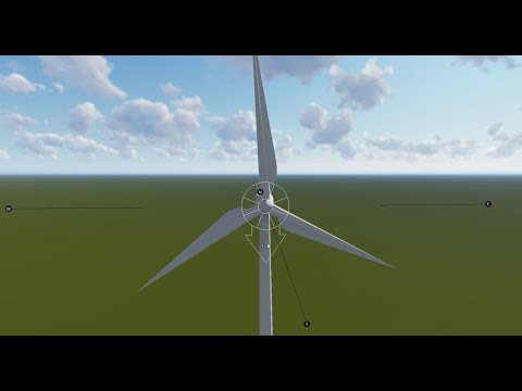 How To Animate Wind Turbine In Lumion