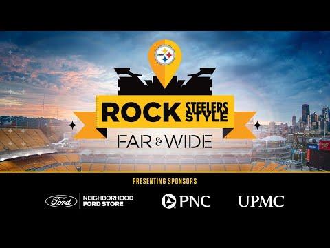 Rock Steelers Style: Far & Wide