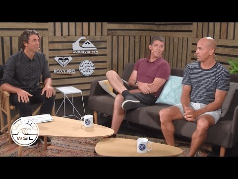 Kelly Slater Joins the Dawn Patrol for 2017 CT Preview - Quiksilver Pro Gold Coast