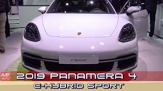 2019 Porsche Panamera 4 e-Hybrid Sport - Exterior And Interior - 2019  Geneva Motor Show