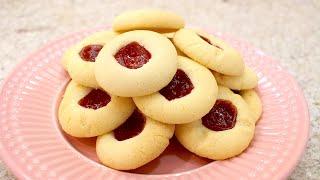 Mantecau de Goiabada – Biscoito da Vovó Que Derrete na Boca