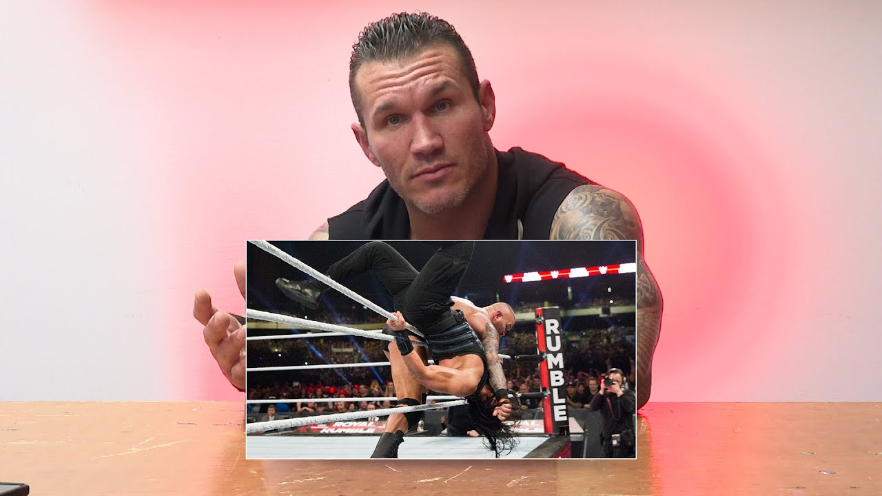 Randy Orton and other WWE Superstars rewatch the 2017 Royal Rumble Match: WWE Playback