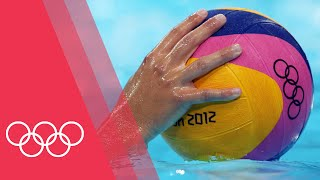 The Secrets to Water Polo | Olympic Insider