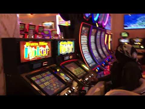 Western Village Casino Walk Thru & Tour -Sparks NV