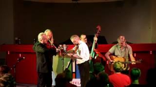 """Jerusalem Ridge"" , die Band ""4-Wheel-Drive"" bei Adiahas Bluegrass-Camp  in Aschau"