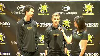 Track and Field Interviews: 400m Hurdles Runners