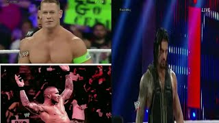 John cena __roman reigns _av_rendy ortan_av_kene new full mach wwe