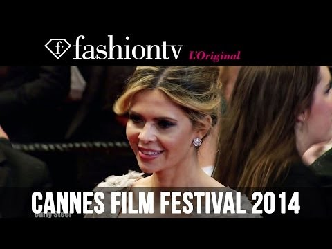 Carly Steel, Beatrice Rosen, Gabriella Wright at the Cannes Premiere of Maps To The Stars FashionTV