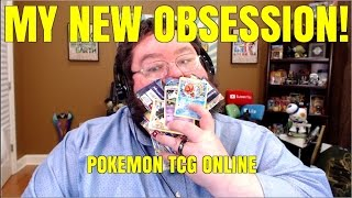 MY NEW OBSESSION - POKEMON TRADING CARD GAME ONLINE(recently after pokemon go dropped I decided to give a shot to the 'pokemon trading card game online' aka Pokemon TCGO. I downloaded it for ipad and I've ..., 2016-07-20T20:55:51.000Z)