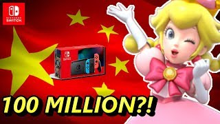 Nintendo Switch Dated in CHINA + Launch Info & Why Switch is a LOCK to Hit 100 Million Sold!