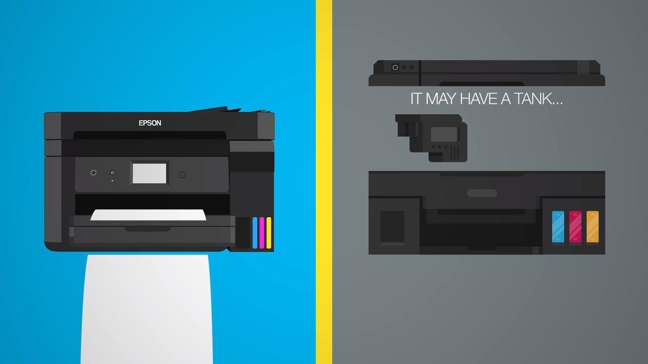 Epson EcoTank Supertank Printers | How They Compare to Competition