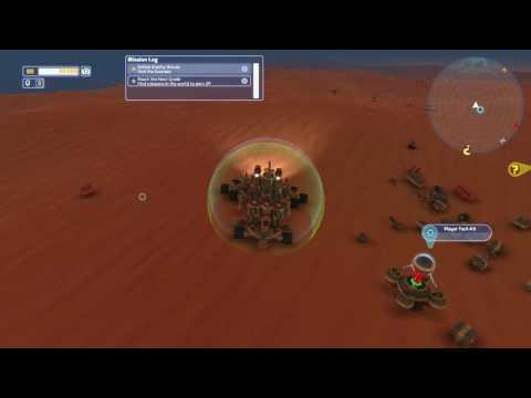 Game Play  TerraTech Early Access   part 2 'Black Hole Storage""