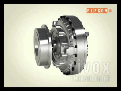 Fluid - 3D Machine / Industrial / Mechanical - Assembling - Dismantling Animation