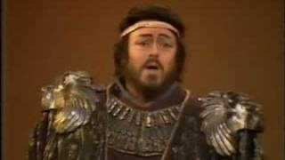 Luciano Pavarotti: Celeste Aida