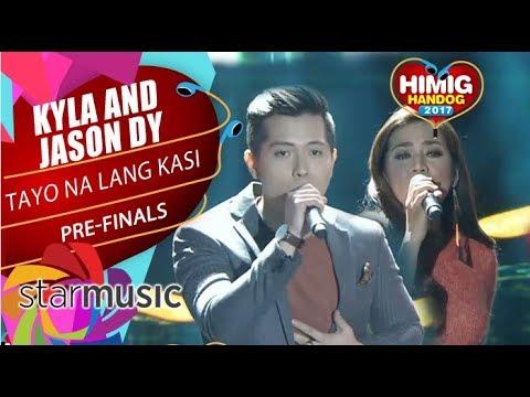 Kyla And Jason Dy - Tayo Na Lang Kasi | Himig Handog 2017 (Pre-Finals)
