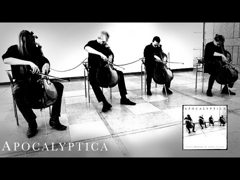 Apocalyptica -  Wherever I May Roam (remastered)