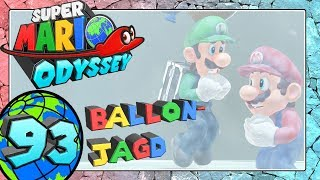 SUPER MARIO ODYSSEY Part 93: Ballon-Jagd im Forstland & Polarland