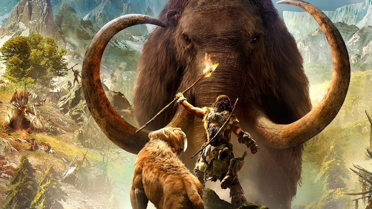 Far Cry Primal Apex Edition Free Roam Gameplay Youtube