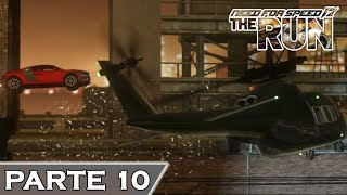 FUGINDO DA MAFIA - Need for Speed The Run - PARTE 10