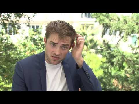 CANNES 2017 Rob Good Time interview
