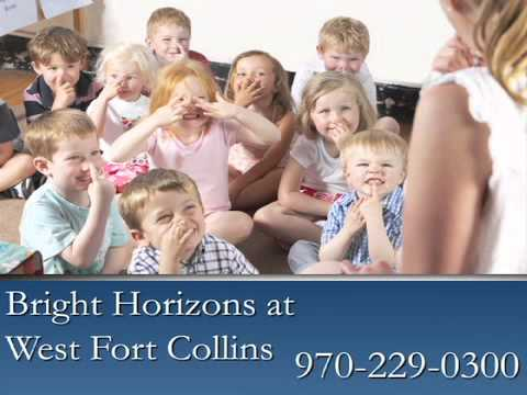 Bright Horizons at West Fort Collins Video | Child Care in Fort Collins