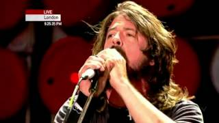 Foo Fighters - Live Earth ( full concert ) 2007