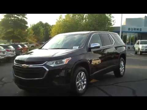 2018 Chevrolet Traverse LS Burns Chevrolet Cadillac | Rock ...