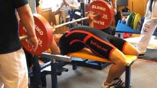 Download Video Yuki Fukushima (JPN) warm up 1 - 2015 IPF Men's World Benchpress Championships MP3 3GP MP4
