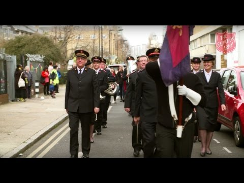 The oldest Salvation Army corps celebrates 150 years
