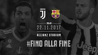 Juventus vs Barcelona is back at Allianz Stadium